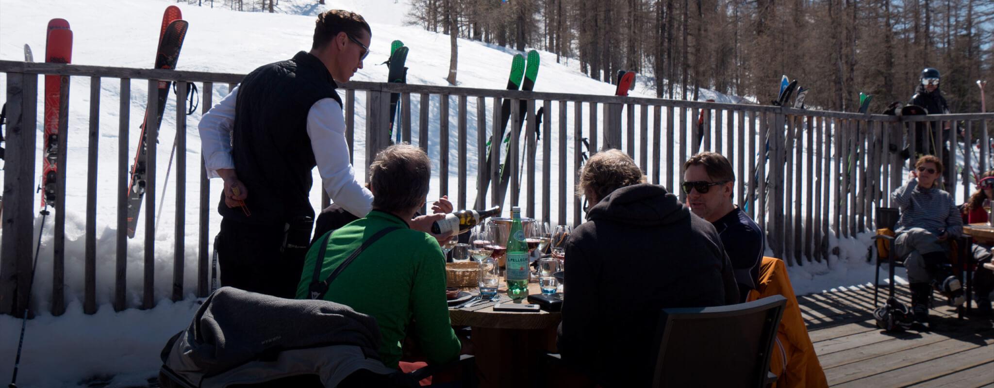 Photo de couverture hiver grands montets table plan joran