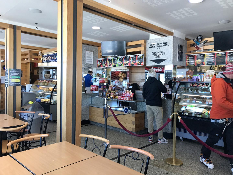 Caféteria Le Summit