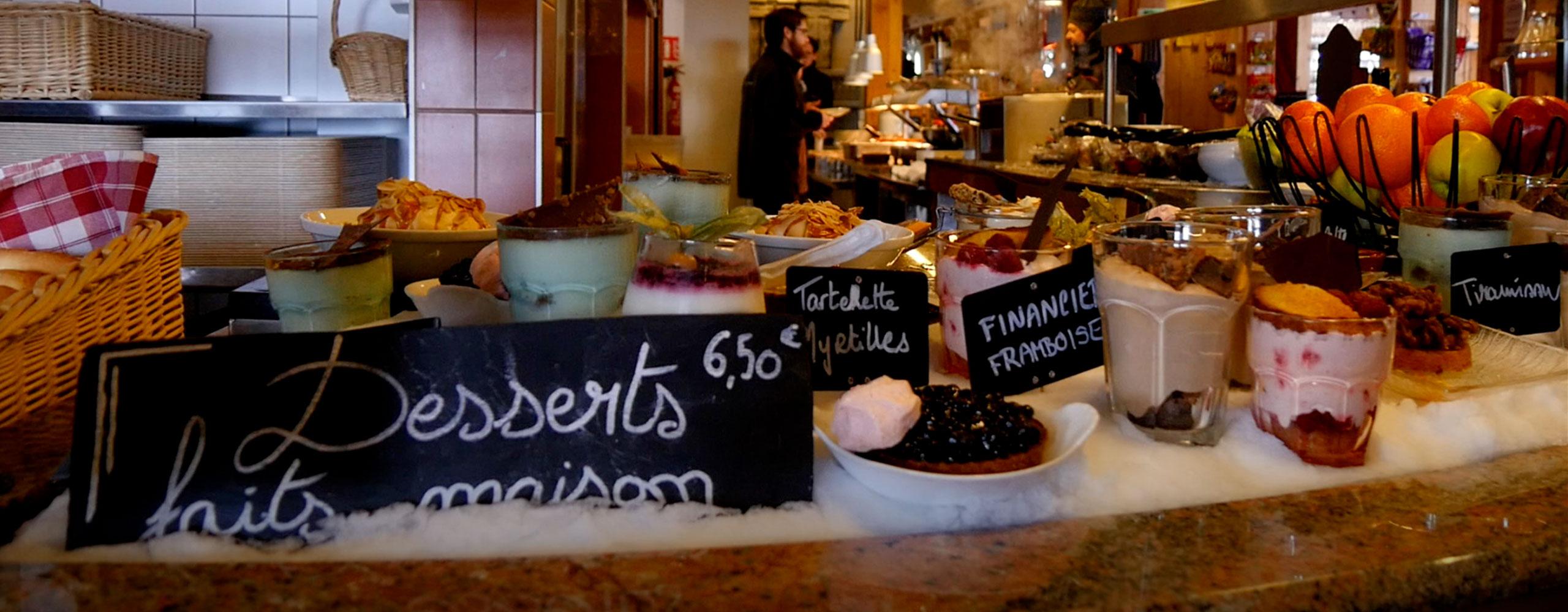 self desserts à charamillon