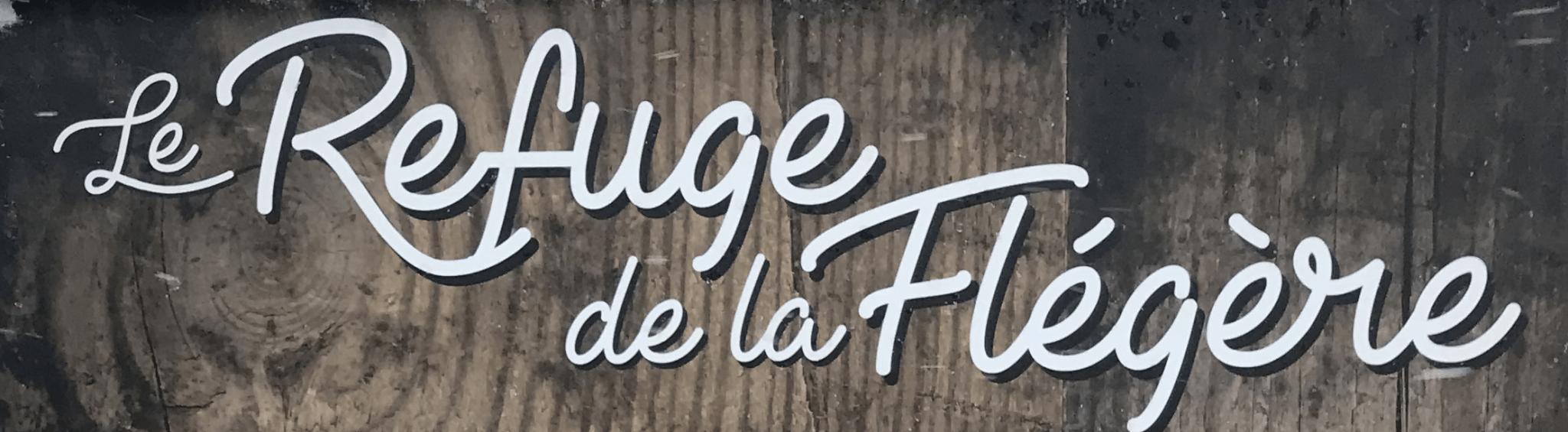 logo refuge flegere